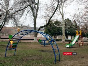 Детская площадка гостиница Аджи-Булат