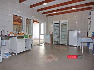 Кухня гостиница Аджи-Булат