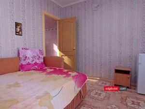 Двухместный номер для молодоженов с гостинице Аджи-Булат