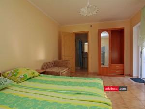 Четырех местный номер в гостинице Аджи-Булат
